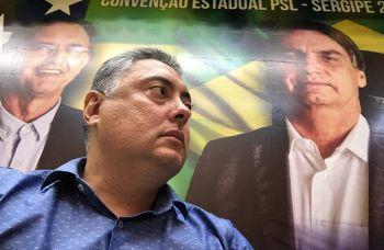 Valdir Viana deixa PSL 'na certeza que tive um livramento de um meio ruim'
