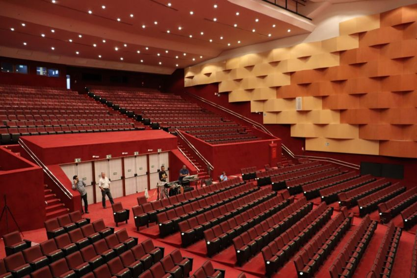 Teatro Tobias Barreto será inaugurado na próxima sexta-feira