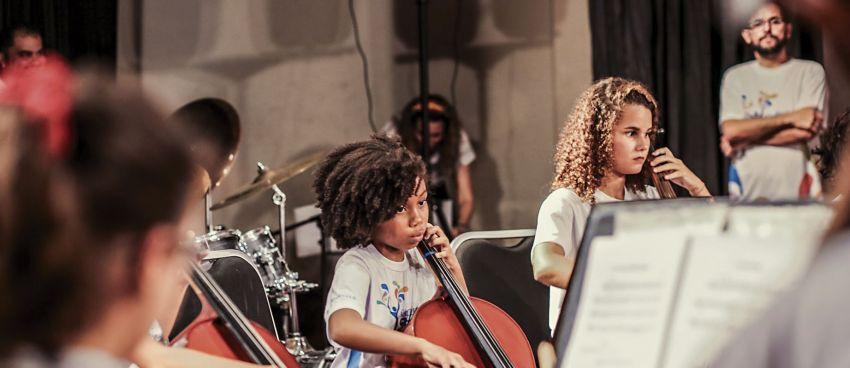 Orquestra Jovem de Sergipe abre vagas remanescentes