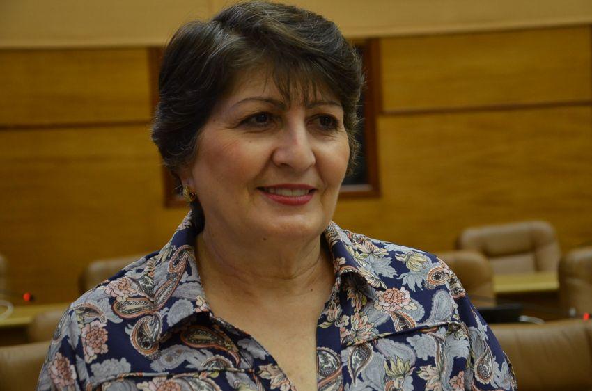 Maria apela à bancada federal para que garanta recursos para melhorar condições das estradas