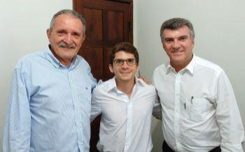 Filho de deputado estadual assume DEM em Aracaju