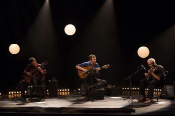 Prefeitura traz a Aracaju para o palco do Quinta Instrumental grupo carioca Trio Madeira Brasil