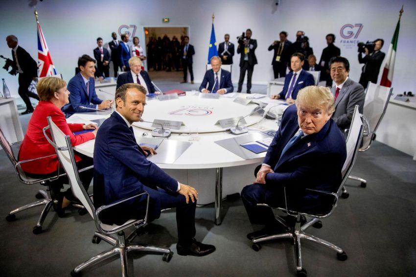 G7 acorda sobre ajuda à Amazônia 'o mais rápido possível'