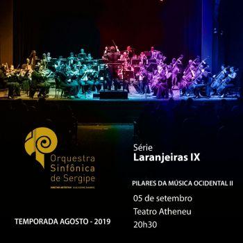 Sinfonia Renana, de Schumann, e outras grandes obras serão destaque da Temporada da Orsse