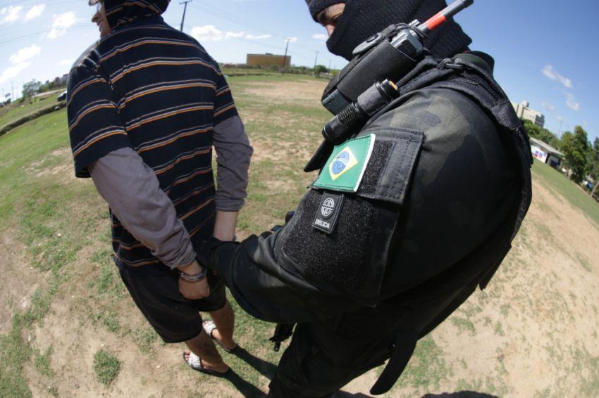 Em dois anos, Sergipe prende mais de 1,5 mil envolvidos com tráfico de drogas