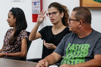 Profissionais da área da Saúde serão capacitados na Língua Brasileira de Sinais