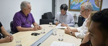 Governo de Sergipe firma parceria com o Sebrae em Educação Empreendedora e Financeira