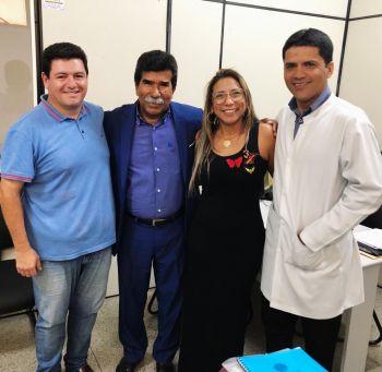 UPA Nestor Piva: Vereador realiza visita surpresa e constata qualidade nos serviços ofertados