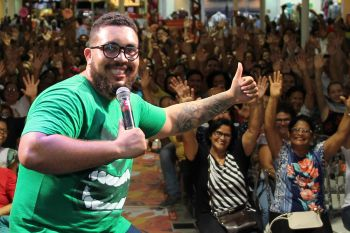 Ramon Coxinha e Marcel Macedo estrelam o 'Viva Humor'