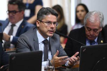 Alessandro Vieira: mudança nas regras eleitorais é um tapa na cara da sociedade