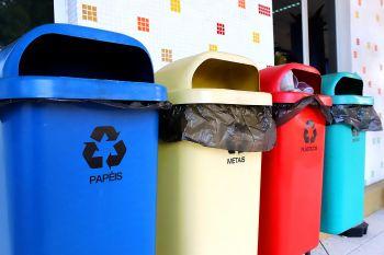 Prefeitura recebe selo do Governo Federal por práticas de sustentabilidade