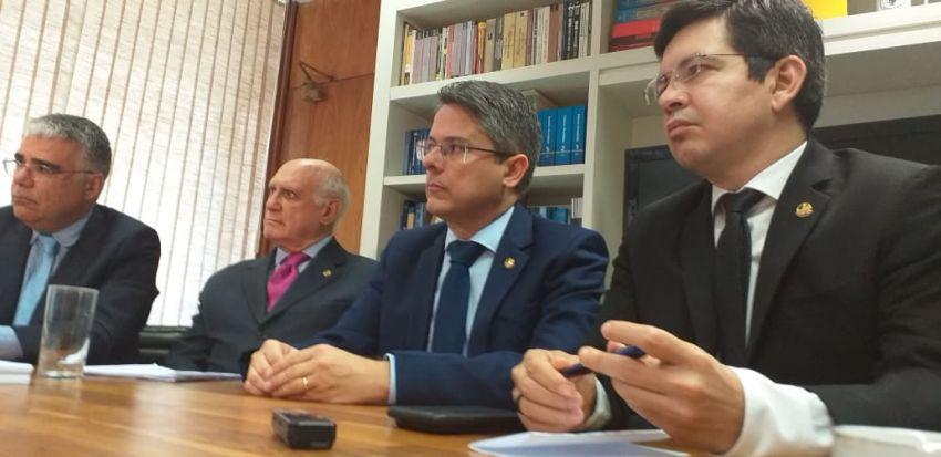 Muda Senado reage a novas regras eleitorais e partidárias aprovadas pela Câmara