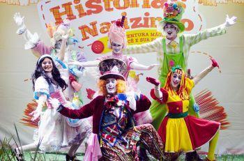 Espetáculos gratuitos animam o fim de semana no Shopping Jardins