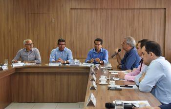 Edvaldo apresenta proposta final da nova Lei da Publicidade ao Conselho do Sebrae