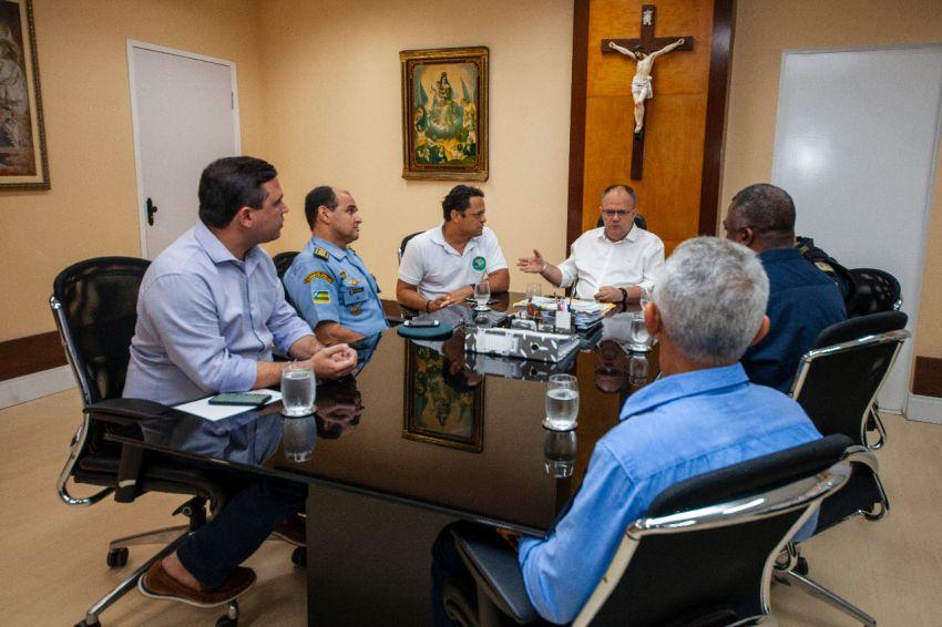 Belivaldo sanciona Lei do Subsídio para reformados da Polícia Militar