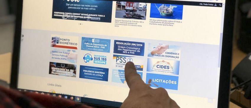Mais de 13 mil candidatos já se inscreveram nos PSSs da Saúde