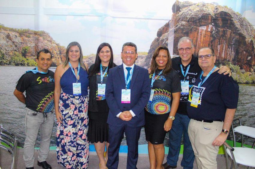 Governo divulga roteiros turísticos na maior feira de turismo do Nordeste