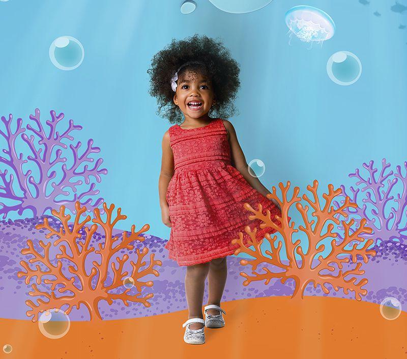 Shopping Jardins apresenta coleção verão 2020 para a criançada