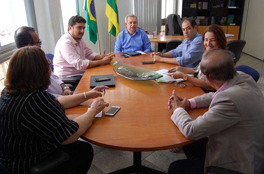 Secretaria da Fazenda dialoga com instituições sobre a implementação do ICMS do milho