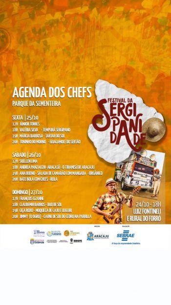 Festival vai celebrar a identidade sergipana