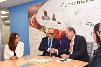 Prefeito Edvaldo assina contrato de R$ 300 milhões com o BID: 'é um momento histórico e uma grande vitória para Aracaju'