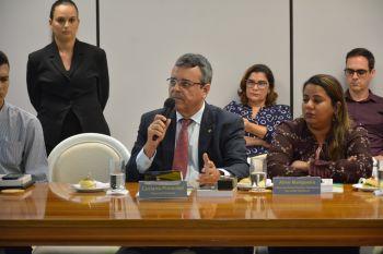 Luciano Pimentel participa de workshop sobre o setor elétrico brasileiro