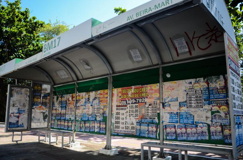 Prefeitura intensifica fiscalização para inibir publicidade irregular na capital