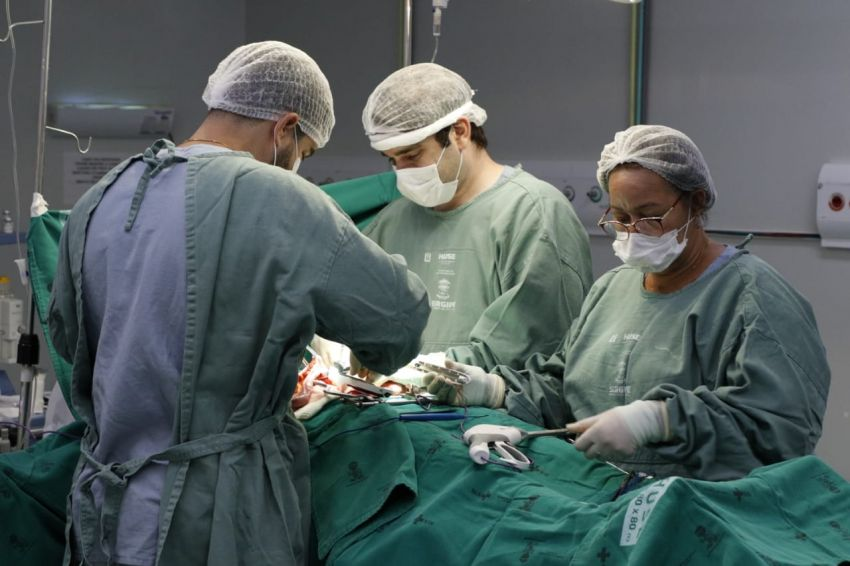 Governo abre duas salas exclusivas para cirurgias oncológicas