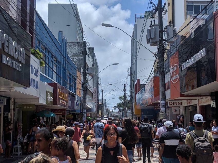 Serviços de manutenção na rede elétrica respeitarão funcionamento do Centro de Aracaju
