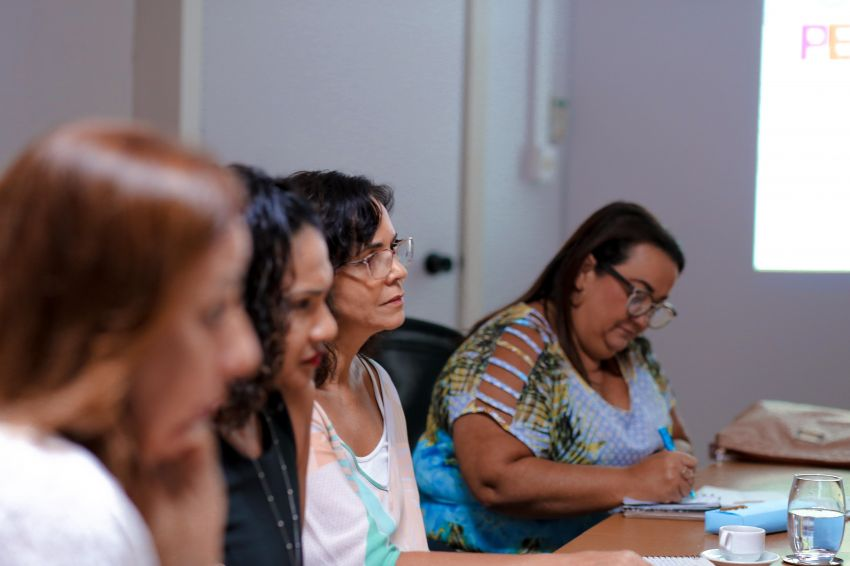 Governo de Sergipe e Unicef dialogam acerca do desenvolvimento infantil em Sergipe