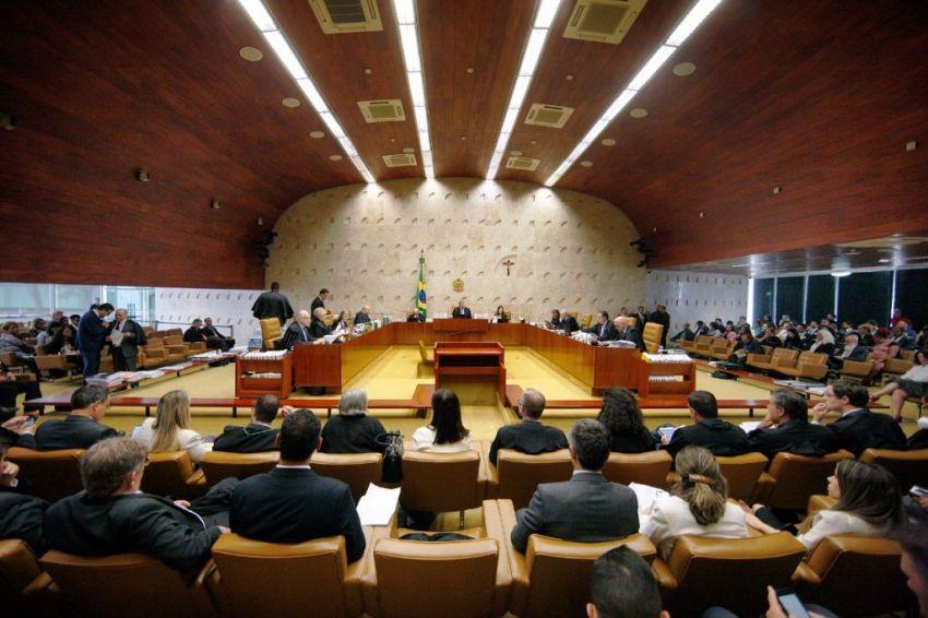 STF: partido sem prestação de conta não será suspenso automaticamente