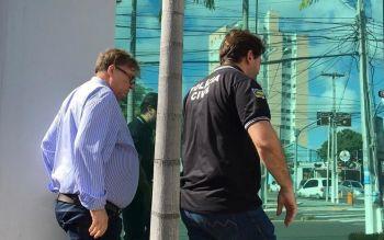 Prefeito de Laranjeiras é preso durante operação Citrus