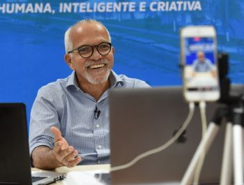 Prefeito comunica que vetará PL para reajuste dos salários, aprovado na Câmara Municipal de Aracaju