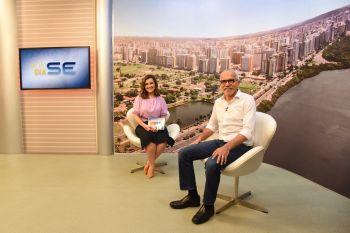 'Aracaju voltou a ter autoestima em nossa gestão', afirma o prefeito Edvaldo