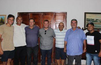 Mitidieri reforça apoio à candidatura do PSD em Propriá
