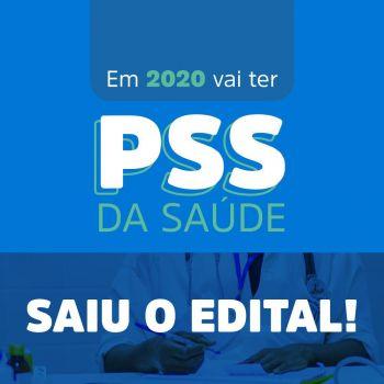 Prefeitura publica edital do PSS da Secretaria da Saúde para preenchimento de 740 vagas