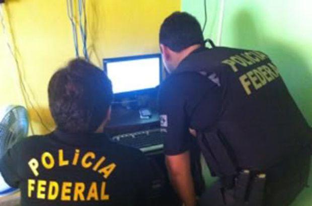 PF cumpre mandados de busca e apreensão em Aracaju e Itabaiana no combate à Pornografia Infantil