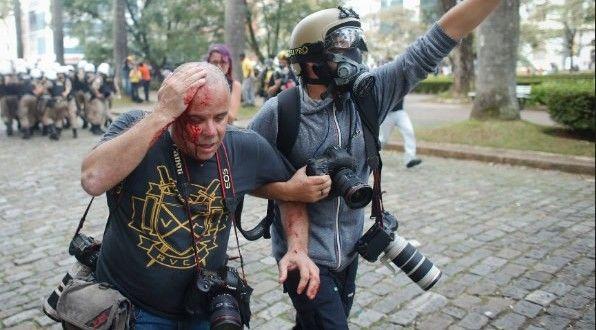 Casos de violência contra jornalistas no Brasil crescem mais de 50% entre 2018 e 2019, aponta relatório