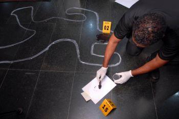 IC emite mais de 1,4 mil laudos periciais em locais de crime como os de homicídios