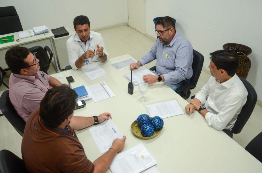 Órgãos da Prefeitura alinham ações para análise conjunta de solicitações de eventos