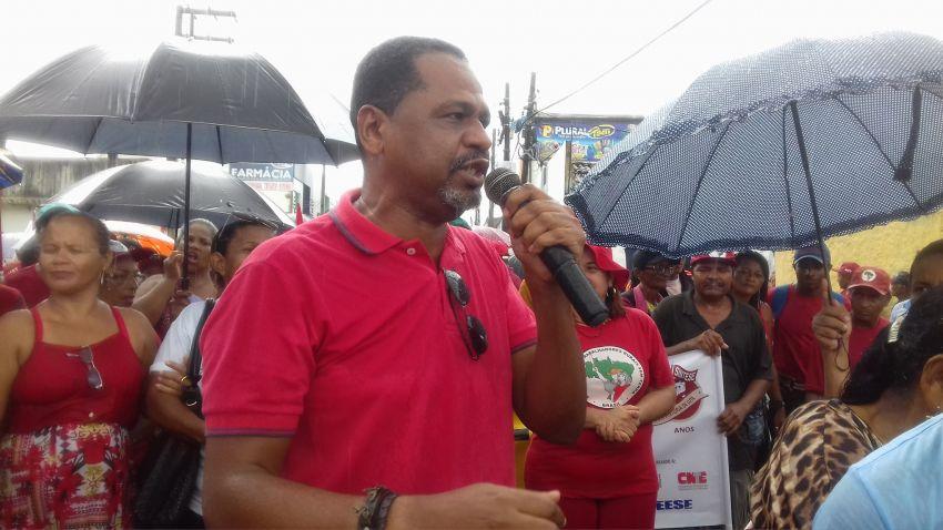 Joel Almeida ignora indicação de Marcio Macedo e defende candidatura de Henri Clay pelo PT
