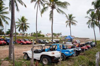 Adema emite licença ambiental para passeios de buggies na Praia do Saco