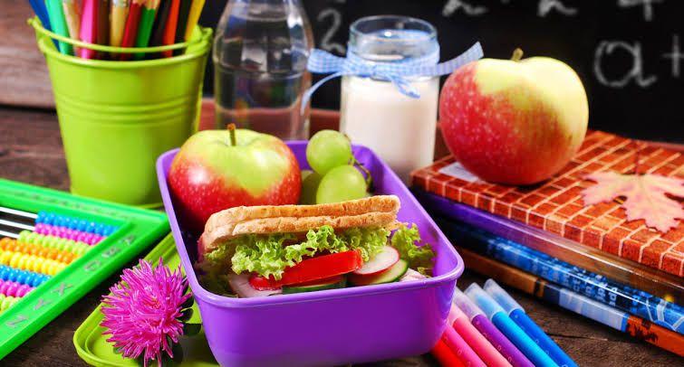 Volta às aulas: a importância de uma alimentação saudável