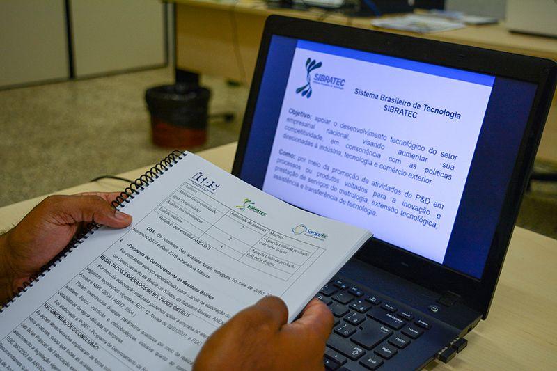 Projeto Redetec utiliza inovação tecnológica para fomentar desenvolvimento de empresas em Sergipe