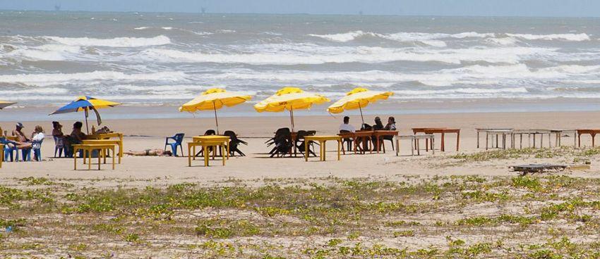 Litoral sergipano é considerado limpo e não há mais registros de manchas de óleo