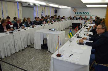 Secretário de Estado da saúde participa de reunião sobre coronavírus em Brasília