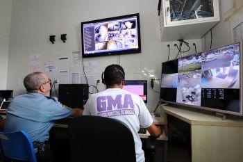 Sistema de videomonitoramento impede furto de equipamentos da Educação municipal