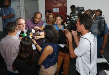Governo de Sergipe apresenta Plano de Contingência do coronavírus