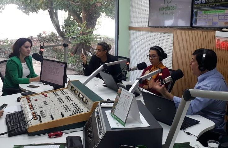 Emilia Corrêa: 'Eu vou para vereadora, pois sou muito mais útil para Aracaju na Câmara'