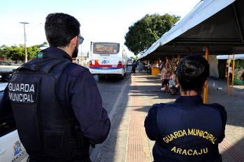 Operação Terminal Seguro reduz em 91% número de assaltos a ônibus